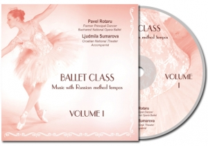 Ballet-Class-CD