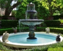 City Homes CalhoonMansion Fountain